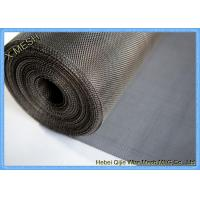 China Dutch Weave 5 Micro 304 Stainless Steel Wire Mesh Cloth Filter Acid Resistant on sale