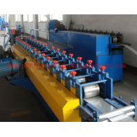 Quality High Speed 0 - 25m/min Metal Stud and Track Roll Former Machine Track Production Line wholesale