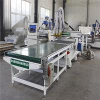 China ATC 1325 Cnc Routers For Woodworking Cnc Knife Cutting Machine 1300x2500mm on sale