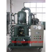 Quality High Vacuum Transformer Oil Purifier,Oil Purification/Extend Its Dielectric Strength wholesale