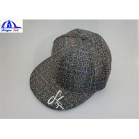 Quality Emboridery Logo Polyester Double Layer Sports Baseball Caps for Women / Men wholesale