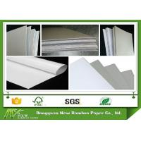 China One Side / Two Side Coated Duplex Paper Board White Regular Size 700 x 1000mm on sale