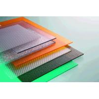 Buy cheap Sunproof Polycarbonate Solid Sheet For Bus Shelters / Poster Protection from wholesalers