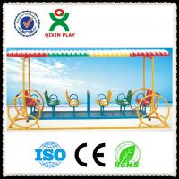 China Wholesale Price Swing Car for Children / Outdoor Gazebo Swing /balcony swing chair QX-100F on sale