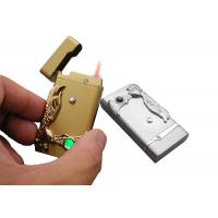 China Personality Inflatable Touch Electronic Induction Lighter / Thin Windproof Lighter on sale