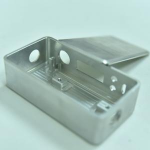 Quality CNC Machining 0.02mm Tolerance Aluminum Machined Parts wholesale