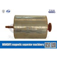 Quality High Performance Wet Magnetic Drum Separator / Mining Equipment Dry wholesale