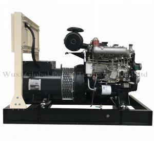 Cheap 24KW / 30KVA Open Diesel Generator Set Powered by Yanmar 4TNV88-GLE sea water for sale