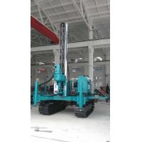 Cheap XPL-20A Crawler drilling Rig For Anchoring apply singe pipe duplex pipe triple for sale