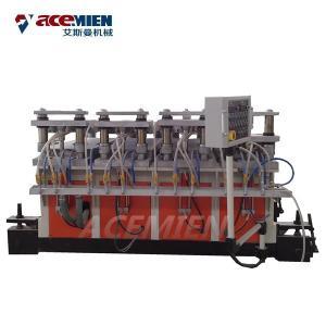 China WPC Board Making Machine , PVC WPC Composite Foam Making Machine 3 Phase on sale