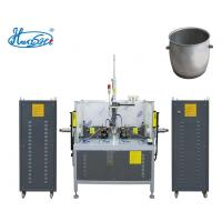 Quality Horizontal Type Stainless Steel Pot Ear Welding Machine With One Year Warranty wholesale