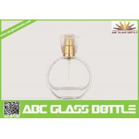 Cheap High Quality CE&ISO 30ml Round Perfume Glass Bottle, Glass Spray Perfume Bottle for sale