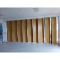 China Customized Gypsum Board For Ceiling Movable Partition Walls Folding Door on sale