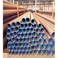 Quality P265GH P91 Alloy Steel Seamless Pipes Balck Seamless Carbon Steel Pipe wholesale