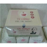 China Original Te Chino Del Dr. Ming Tea, 30 or 60 tea bags, Loss weight Herbal tea To Lose Weight on sale