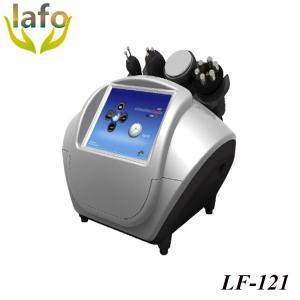 China RU+6 4 in 1 Portable Cavitation Machine / Ultrasonic Cavitation Slimming Machine/ Cavitation Machine Price on sale
