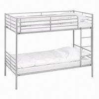 China Twin Size Bunk Beds with 90x190cm Mattress Size, Space-saving Structure, for Home Use on sale