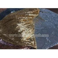 Quality Customized Metal Sequin Mesh Fabric wholesale