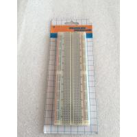 Quality 830 Points 4 Power Rails Electronics Breadboard  Electronic Projects Using Breadboard wholesale
