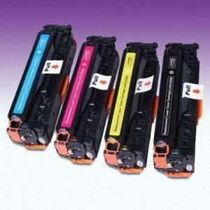 China Printer Toner Cartridges, Remanufactured for HP Color LaserJet Printers on sale
