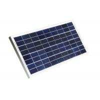 Quality Environmental Friendly Solar Electric Panels , High Efficiency Solar Power Panels wholesale