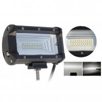 Quality Wholesale 5 inch flood jeep Led Light Bar Auxiliary Driving lighting Short size wholesale