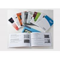 Quality 16 Page Color Booklet Printing A4 Brochure Printing Matt Lamination OEM Available wholesale