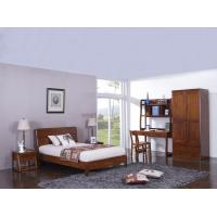Cheap New design Upholstered headboard Bedroom furniture set By ISO9001 and FSC china for sale