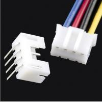Quality 2.0 mm Wire Harness Cable Assembly For 4 Pin Housing Connector / Right Angle Header Connector wholesale