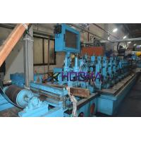 China Horizontal ERW Steel Tube Mill Pipe Making Machine Easy To Operation on sale