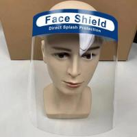 China Anti-fog material plastic  clear face shield personal face on sale