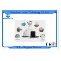 Quality Luggage X Ray Machine for security check with high penetration and clear scanned images wholesale