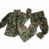 Quality Water-resistant Hunting Set with TPU Membrane and Tricot Shell wholesale