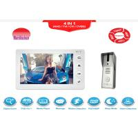 China Factory New Door Bell With Camera wholesale Video Door Phone/Intercom System on sale