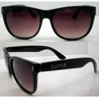 Quality Novel Red Sunglass , AC Lens Sunny Day Wearing Dark Glasses wholesale
