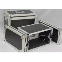 Cheap Storage Wheeled Flight Case For Tools , Fully Foam Lining Dj Mixer Flight Case for sale