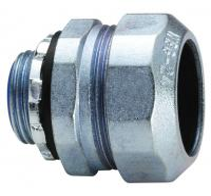 Quality Zinc Die Casting Metal Conduit Fittings WBG Cable Conduit Fittings Fire Resistance wholesale