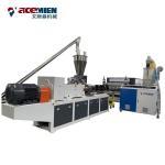 Quality PVC Panel Plastic Roof Tile Making Machine Corrugated Sheet Automatic 2500 Kg wholesale