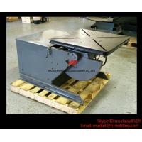 Quality High Frequency Pipe Welding Positioners 30 Ton Head Tail Welding Turn Table wholesale