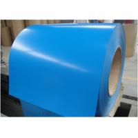 Quality Al - Mg - Mn 3004 Color Coated alloy Aluminum Coil with PE / PVDF wholesale