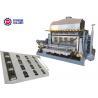 Buy cheap Aluminum Molds Paper 8000pcs/Hr Egg Box Making Machine from wholesalers