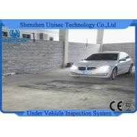 Buy cheap High Scan Static Under Vehicle Inspection System Scanning for Any Vehicle Type from wholesalers
