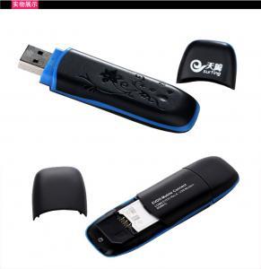 Cheap 3G CDMA/ EVDO Rev A Modem, CDMA2000/CDMA1X, Supports MS W8,7/Vista/Mac/Android OS, Voice/S for sale