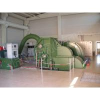 Cheap Pelton Hydro Turbine for Water Heads 80 - 800m for sale