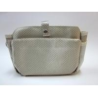 Quality Delicate travel cosmetic handbag with a small mirror inside wholesale