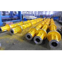 Quality Construction Prestressed Concrete Poles Making Machine Steel Moulds wholesale