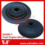 Quality Construction Equipment Rubber Engine Mounts of Excavator Spare Parts For Doosan wholesale