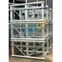 Quality Painted SC320 Cage Hoists / Builder Hoist With 3.2tons And CE Approved wholesale