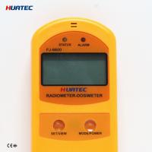 Quality Radiation Monitoring Devices X- ray , γ ray , Soft and hard β radiometer dosimeter FJ-6600 soil surface radiation wholesale