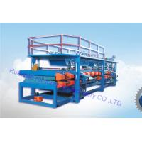 Quality Foam Roofing Sandwich Panel Production Line 32kw Motor 45000 * 2500 * 2500mm wholesale